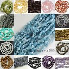 """Natural 5-8mm Freeform Chips Jewelry Making loose gemstone beads strand 16"""""""