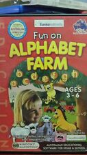 Fun on Alphabet Farm PC GAME -FREE POST