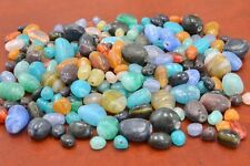 180+ PCS ASSORT COLOR GLASS BEADING BEADS 2 POUNDS #T-1898