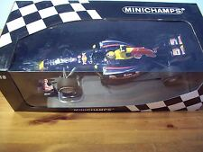 1/18 RED BULL RACING RENAULT 2010 MARK WEBBER RB6