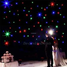 3m x2m 108pc LED Matrix Sternenhimmel Sternen Back Drop DMX Stage Hochzeit Party