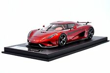 FrontiArt / Avanstyle AS010-77 Koenigsegg Regera Candy Apple Red 1/18 - 399pc