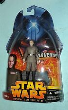 Governor TARKIN Star Wars 2005 #45 ROTS Revenge of the Sith MOSC Hasbro