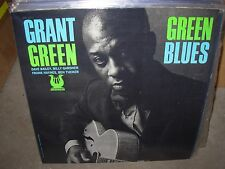 GRANT GREEN blues ( jazz ) muse 5014