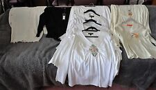 LIQUIDATION SALE DESIGNER CLOTHING LOT NEW ITEMS WITH TAGS MUTIPLE ITEMS TOPS