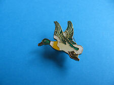 New Flying Duck pin badge. Enamel.