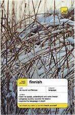 Teach Yourself Finnish Complete Course Book Only TY: Complete Courses