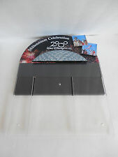 Rare Epcot 2000 Millennium Celebration Sign Display Prop Walt Disney World