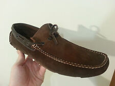 Baldinini Suede Shoes New Size 10 UK 44 European 229 Euros Milan Made in Italy
