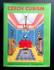 CZECH CUBISM 1910-25 Architecture Furniture Decorative Arts Design Gocar Loos