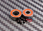 ABEC-7 Hybrid CERAMIC Bearings FOR SHIMANO SCORPION Metanium MG Bearing