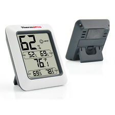 ThermoPro Electronic Digital Temperature Humidity Meter Thermometer Hygrometer