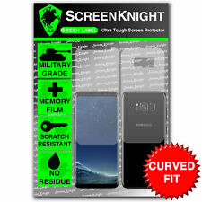 ScreenKnight Samsung Galaxy S8 FULL BODY SCREEN PROTECTOR - CURVED FIT