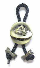 SCOUTS OF CHINA (TAIWAN) Scout Leader 2 Beads Woodbadge BP Hat N/C Woggle Slide