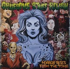Gruesome Stuff Relish - Horror Rises From The Tomb LP - NEW COPY - Grindcore