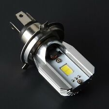 1pcs WHITE DC6V-80V Car Auto Driving Light 8W LED Headlight Bulbs H4 9003 Lamp