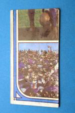 Panini Calciatori 1974/75 NUOVA CON VELINA NEW FIORENTINA N. 144 SQUADRA