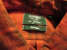 Gitman Bros. Vintage // J Crew shirt, made in USA, new with tags
