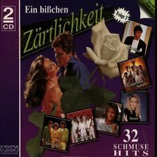 Ein bißchen Zärtlichkeit 03-32 Schmuse Hits (1991) Roy Black, Nicole, A.. [2 CD]