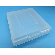 10pcs Hi-Quality Clear White Nintendo Game Cartridge Case for Game Boy Color GBC