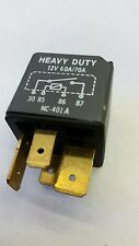 AFTERMARKET HEAVY DUTY RELAY for FORD with part # F80B-14B192-AA