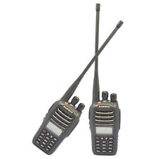 2-sets Baofeng UV-B5 Dual Band VHF/UHF Walkie Talkie 5W Two way radio+earpiece