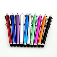 100x Wholesale Metal Stylus Touch Screen Pen For iPhone 7 Plus Samsung S6 Edge