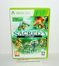 JEU XBOX 360 SACRED 3 FIRST EDITION