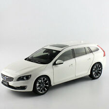 ORIGINAL MODEL 1:18 VOLVO V60 T5 2016,WHITE COLOUR