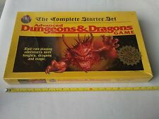 Sealed Advanced Dungeons & Dragons The Complete Starter Set Board Game TSR 1167