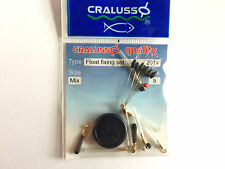 Cralusso Float Fixing Set, Slider Adoptors