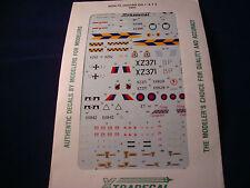 XTRADECAL DECAL JAGUAR GR.1 & T2 1991 X026-72 1:72