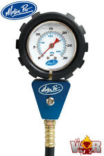 "Motion Pro Professional Tire Pressure Gauge 2.5"" 0-30 Psi Brand New SAVE $$$"