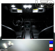 AUDI A4 B7 Pack 10 Light bulbs White LED lighting Floor Foot ceiling