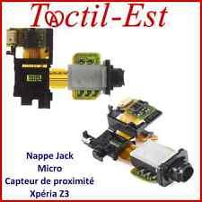 Nappe prise Jack Micro Oreillette Capteur de Proximité pour SONY XPERIA Z3