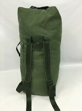 EXC US Army Military Nylon Or Canvas Duffel Bag Bug Out Bat Bag Survival