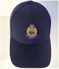 Cap w/Royal Hong Kong Police Force small color badges, velcro, OSFA