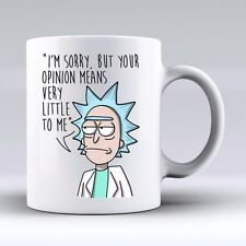 M#239 Rick and Morty Funny Novelty Coffee Mug 11oz