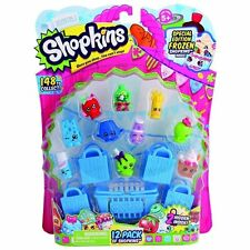 SHOPKINS 12 Pack Season 1 Special Edition Frozen Styles Varied EXPEDITED Ship