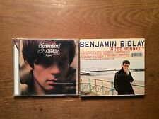 Benjamin Biolay [2 CD Alben] Negatif (2CD) + Rose Kennedy
