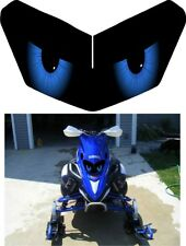 YAMAHA SLED SNOWMOBILE FX NYTRO  PHAZER RS RX MAX HEADLIGHT  DECAL STICKER 1
