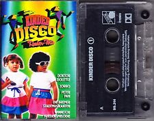 MC Super Kinderdisco Kinder-Hits - Junior - Zorro, Peter Pan, Baby-Zoo u. a.