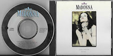 MADONNA RARE USA PROMO CD MAXI SINGLE LIKE A PRAYER 5 TRACKS REMIXES