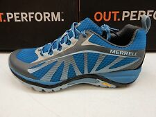 MERRELL WOMENS SNEAKERS SIREN EDGE FAIENCE FORGET ME NOT SIZE 10
