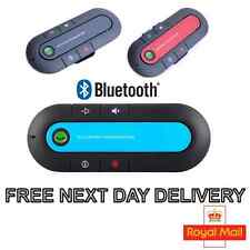 Bluetooth HandsFree Speaker Car Kit Visor Clip Universal for Mobile Smart Phone