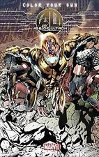 Color Your Own Age of Ultron (2015, Paperback)