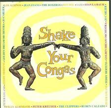 cd C8 VARIOUS ANOTHER CRAZY COCKTAIL PARTY- SHAKE YOUR CONGAS ( Los Albinos