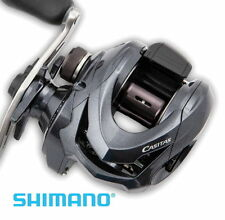 New Shimano Casitas 150 Low Profile RH Baitcast Reel  7.1:1 110/12Lb CAS150HG
