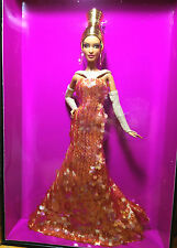 BARBIE ALAZNE STEPHEN BURROWS NRFB - GOLD LABEL - model muse doll Collection
