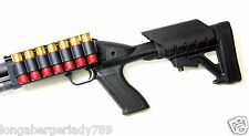 ARCHANGEL MOSSBERG 500 590 12GA 7 SHOT SIDE CARRIER TATICAL SHOTGUN SHELL HOLDER